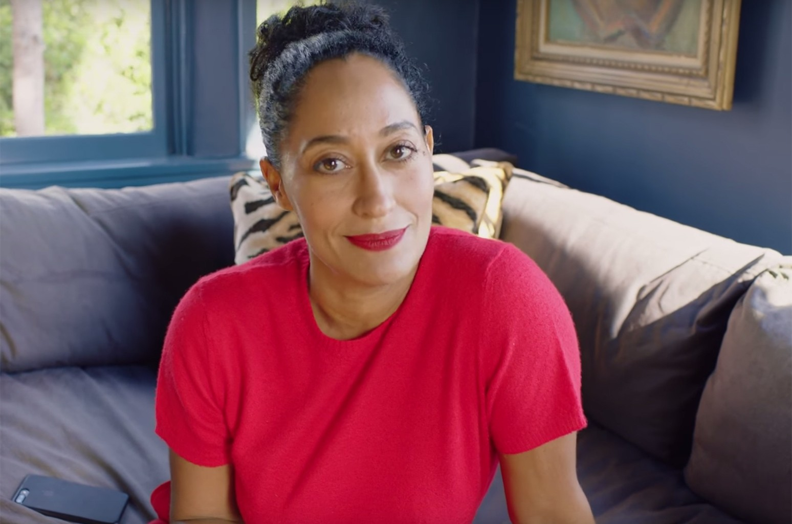 Tracee Ellis Ross in Vogue's 73 Questions series