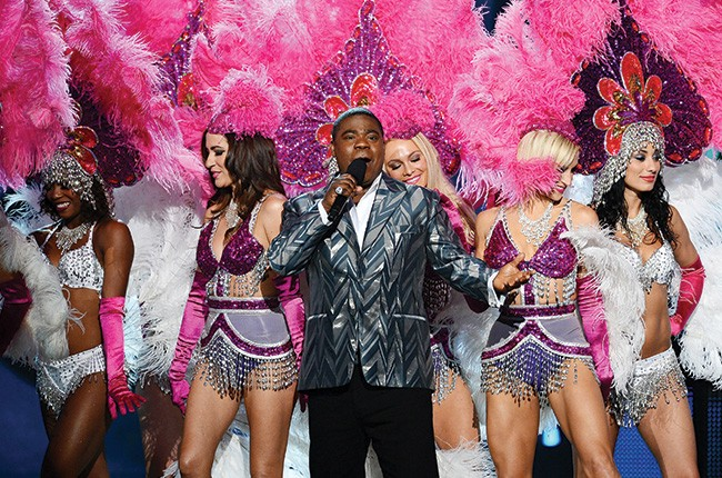 Tracy Morgan at the 2013 Billboard Music Awards in Las Vegas.
