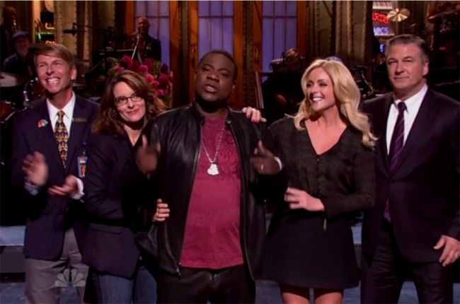 "Tracy Morgan on ""Saturday Night Live"""
