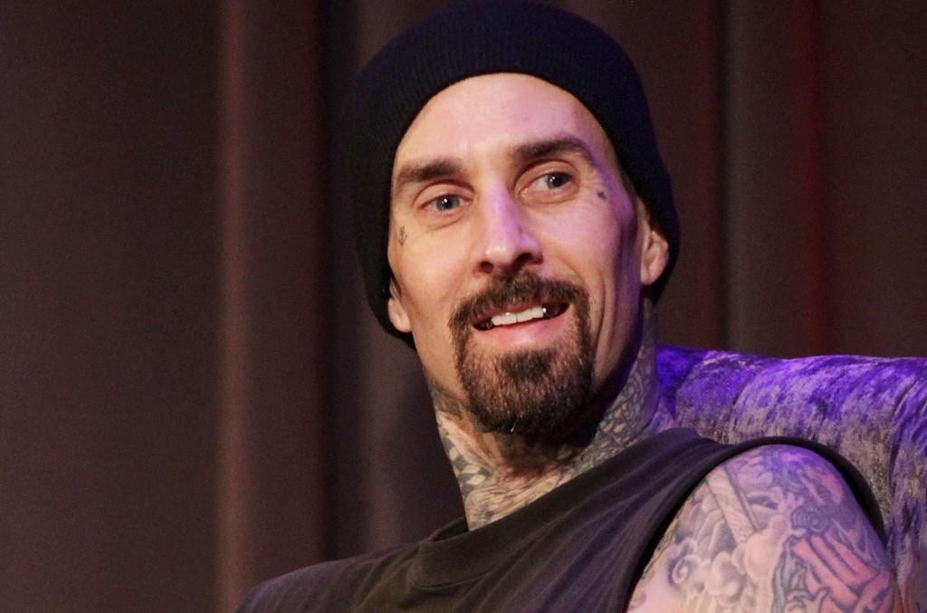 Watch Blink-182's Travis Barker Drum With Carrots & Hang ...