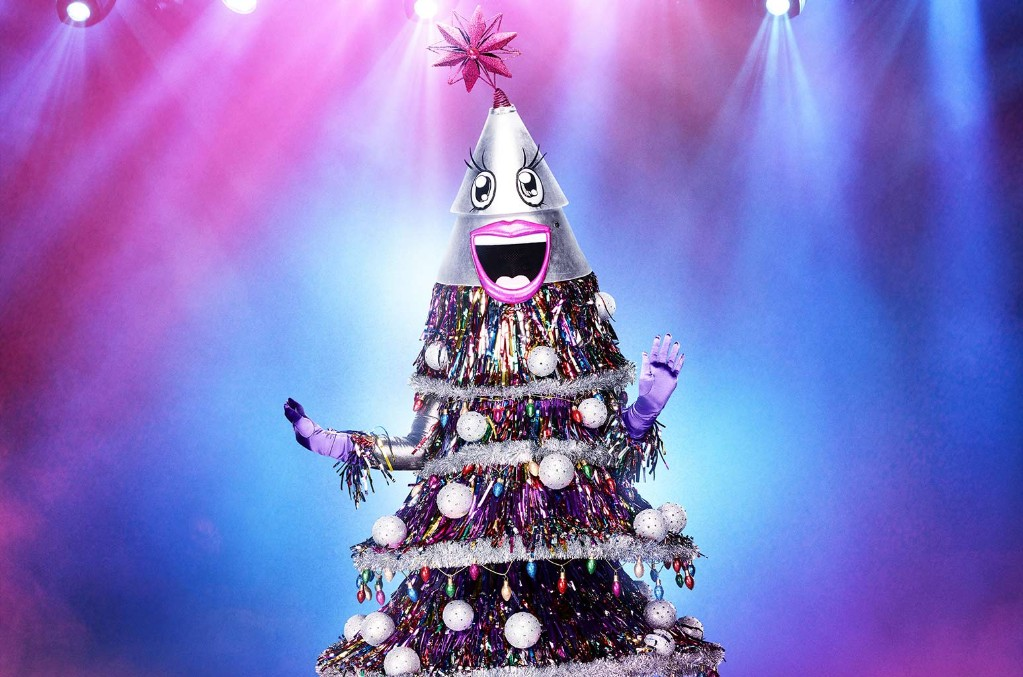 The Tree on The Masked Singer