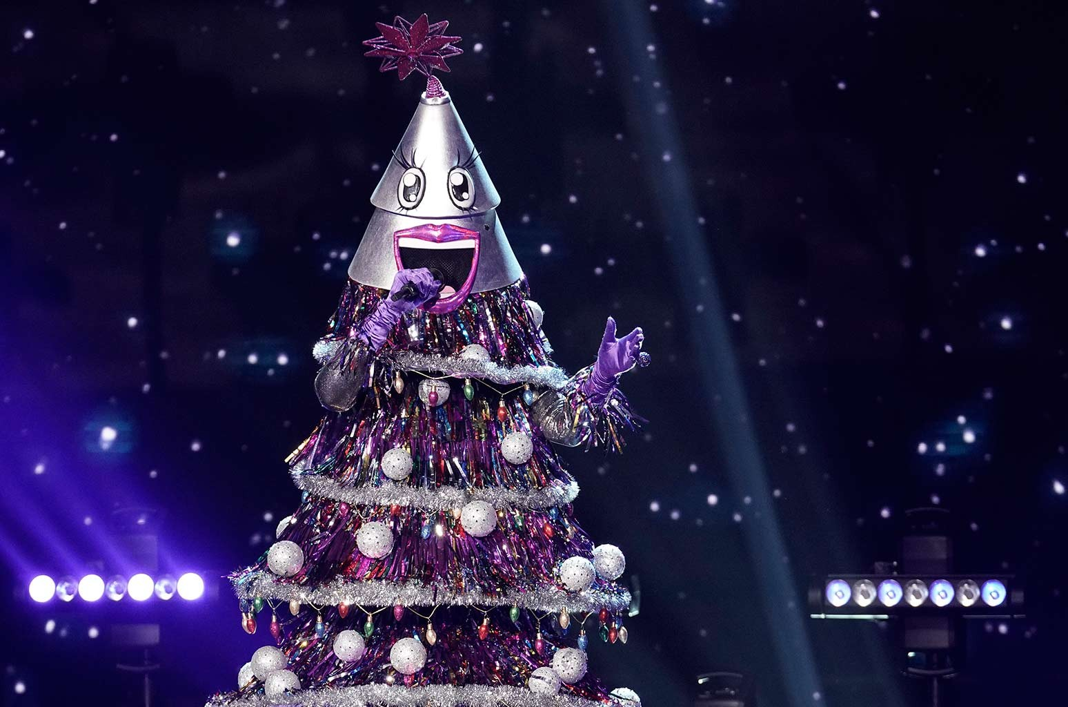 The Tree, The Masked Singer