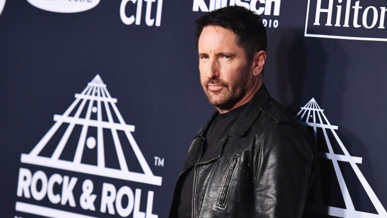 <p>Trent Reznor attends the 34th Annual Rock &amp&#x3B; Roll Hall of Fame Induction Ceremony at Barclay&#39&#x3B;s Center on March 29, 2019 in New York City.&nbsp&#x3B;</p>