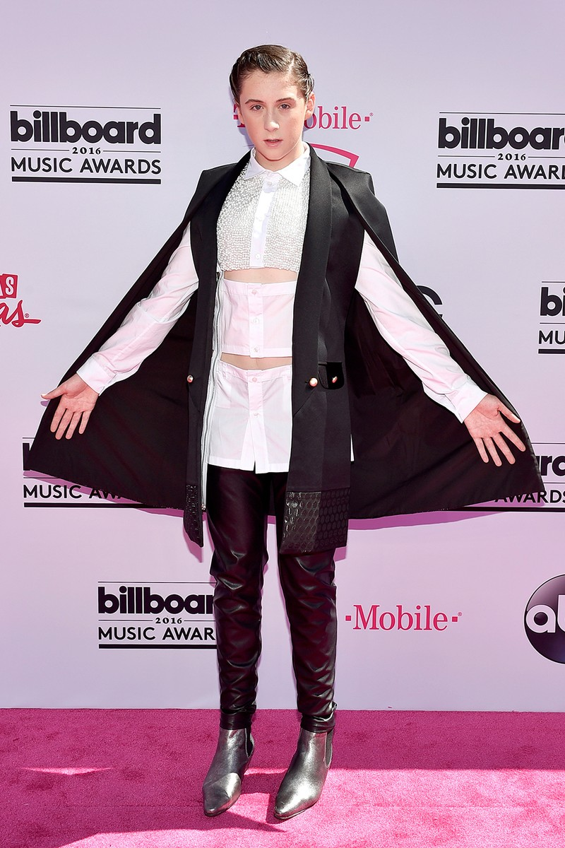 Trevor Moran at the 2016 Billboard Music Awards