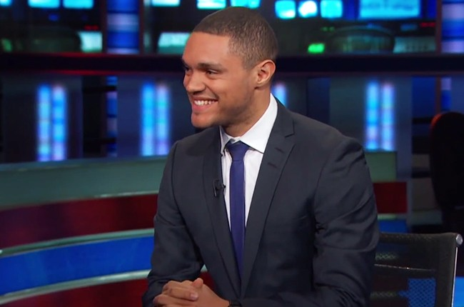 Trevor Noah to take over The Daily Show