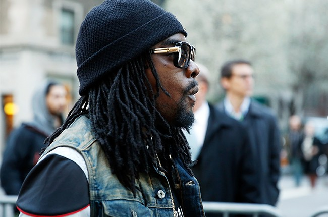 Wale attends the 'Time Is Illmatic' Opening Night Premiere