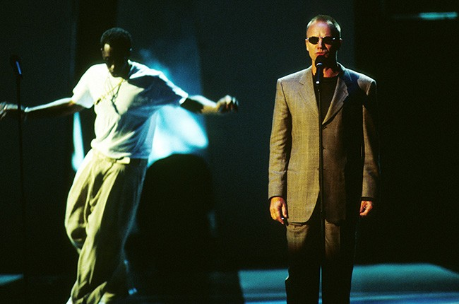Sting and Puff Daddy