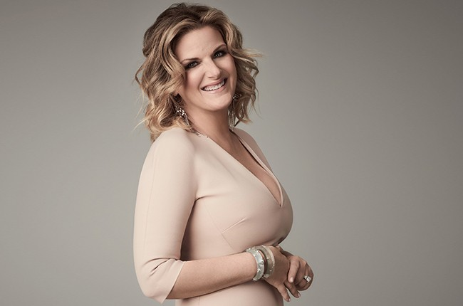 Trisha Yearwood photographed in 2016.