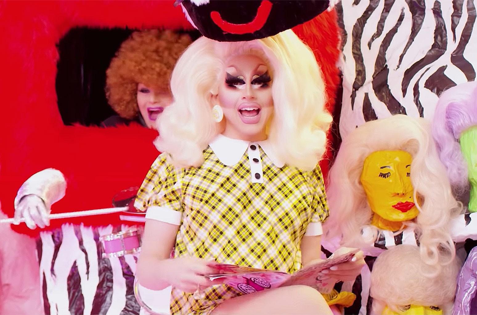 """Trixie Mattel, """"Yellow Cloud"""""""