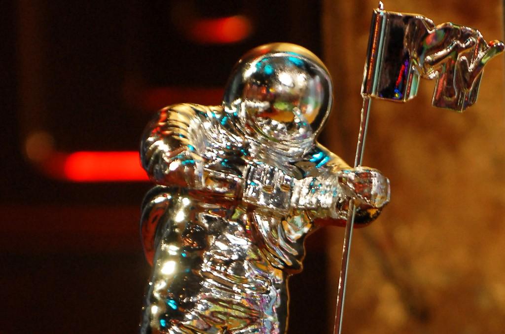 MTV Video Music Award Moonman