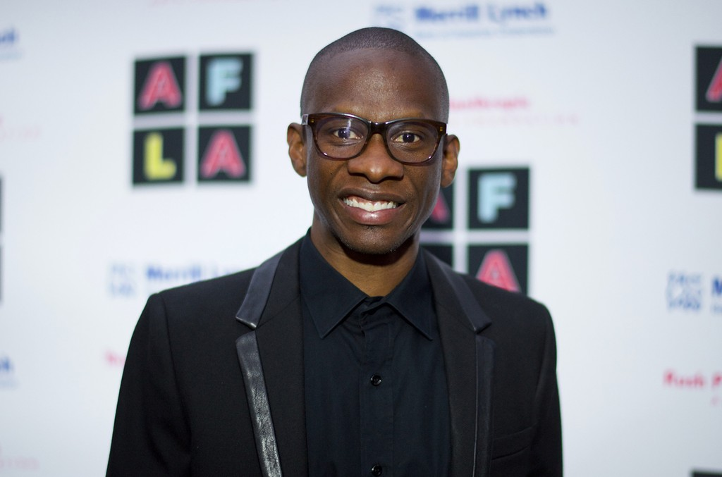 Troy Carter in Los angeles