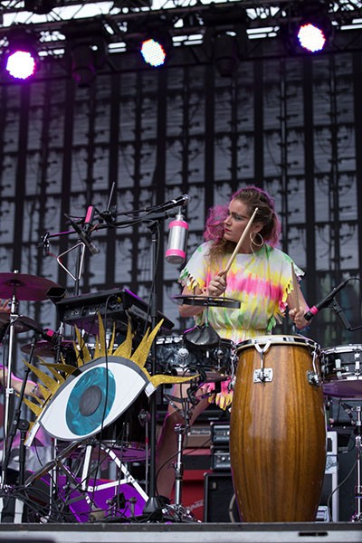 Tune-Yards at Firefly 2014