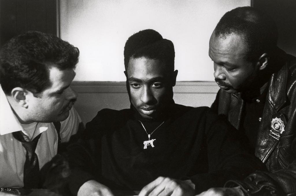 Tupac in the 1992 film Juice.