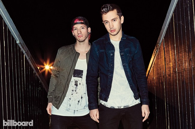 Billboard Cover Twenty One Pilots On Their Musical Bromance And Fleeting Fame It S Going To Go Away Billboard
