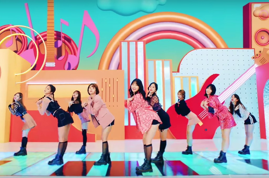 """TWICE, """"One More Time"""""""