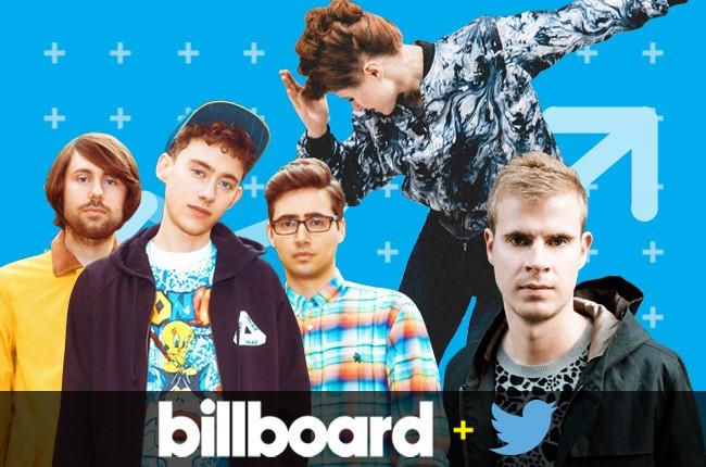 Billboard Twitter Emerging Picks of the Week