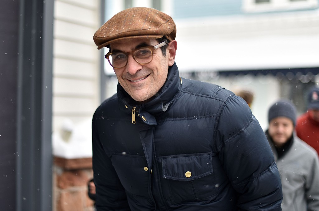 Ty Burrell attends the Women's march on Main on January 21, 2017 in Park City, Utah.  (Photo by Jerod Harris/GC Images)