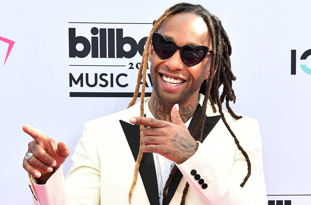 Ty Dolla Sign attends the 2017 Billboard Music Awards at T-Mobile Arena on May 21, 2017 in Las Vegas.