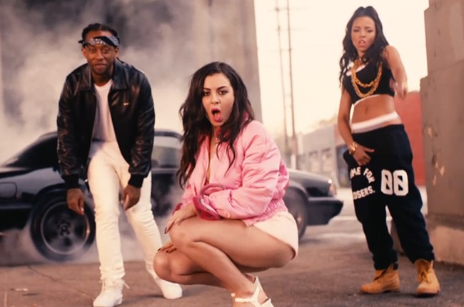 Ty Dolla $ign, Charli XCX and Tinashe