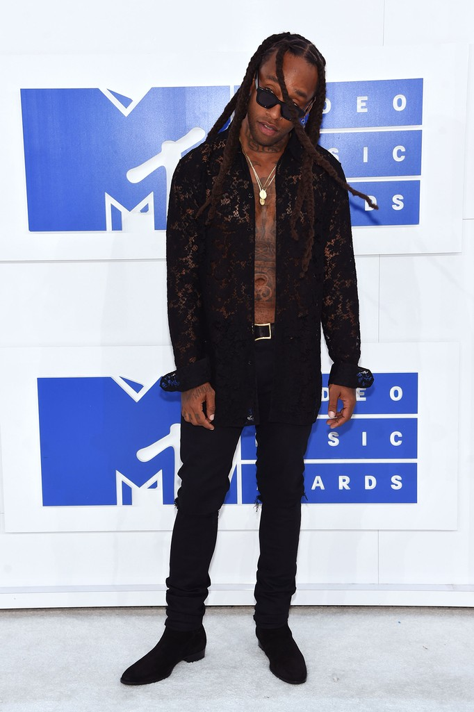 Ty Dolla Sign attends the 2016 MTV Video Music Awards