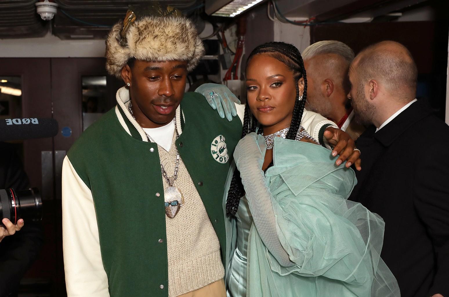 Tyler the Creator Rihanna