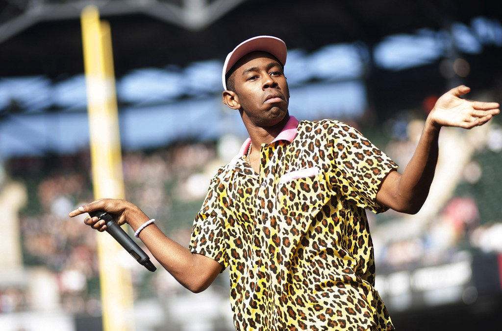 Tyler the Creator in 2016