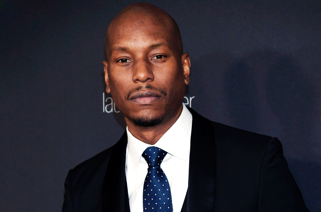 Tyrese Gibson arrives at The Weinstein Company and Netflix Golden Globes afterparty on Jan. 10, 2016, at the Beverly Hilton Hotel in Beverly Hills, Calif.