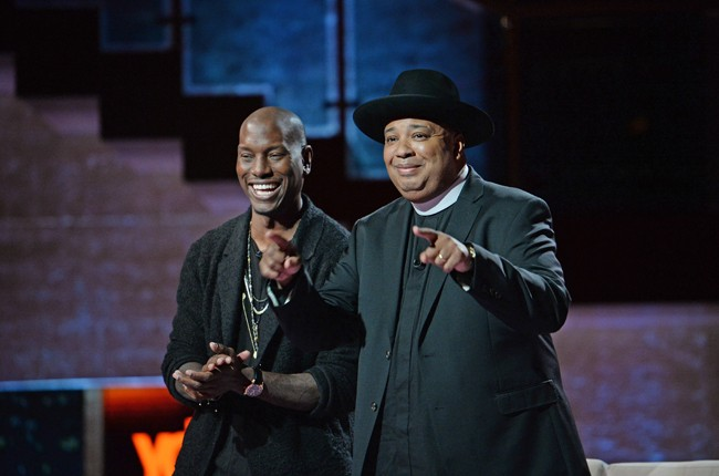 Tyrese and Rev Run It's Not You, It's Men