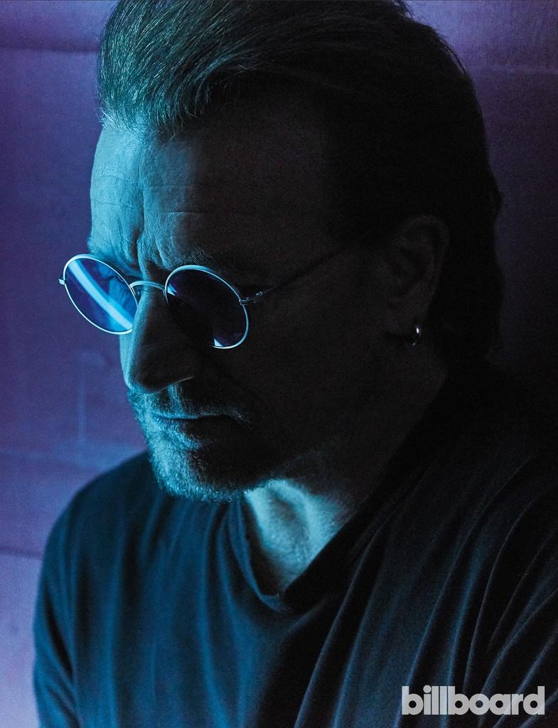 Bono, 2017