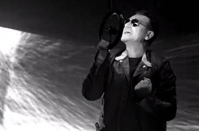 U2, Invisible promo