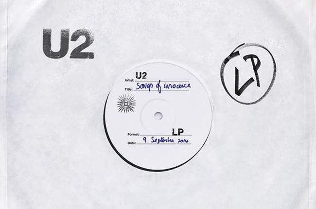 U2's Songs of Innocence Album