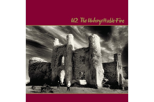 U2's Unforgettable Fire