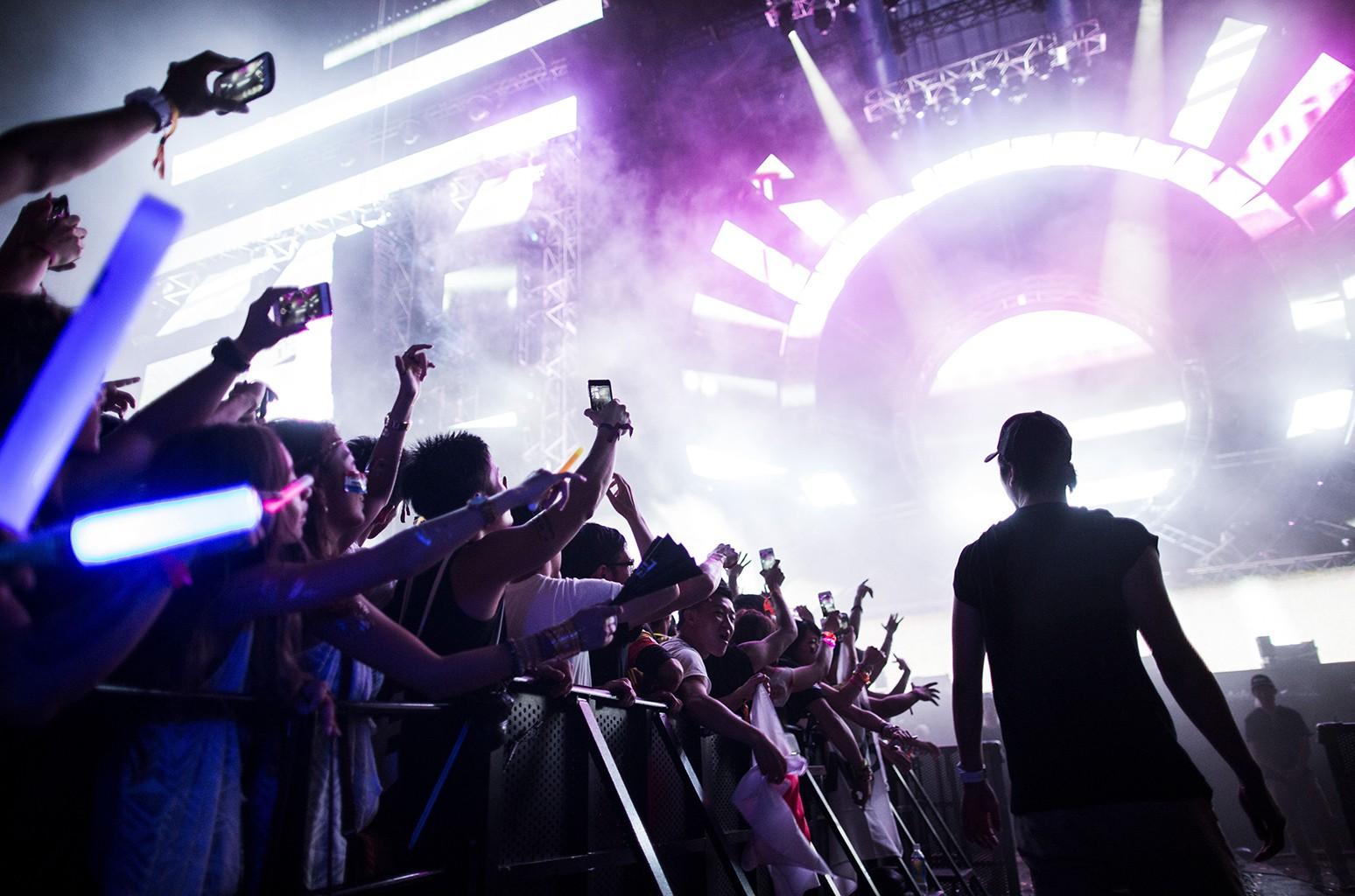 Japan Ultra Music Festival
