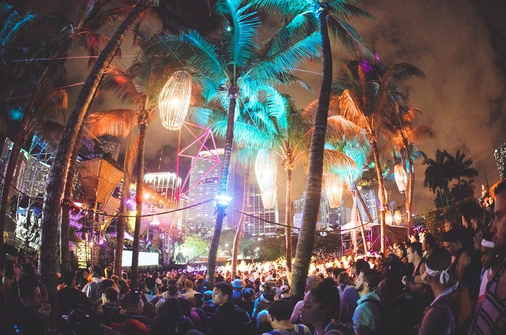 Miami Music Week 2017.