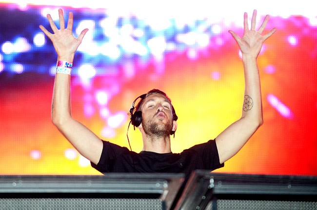 1. Hakkasan Hands the Keys to Calvin Harris