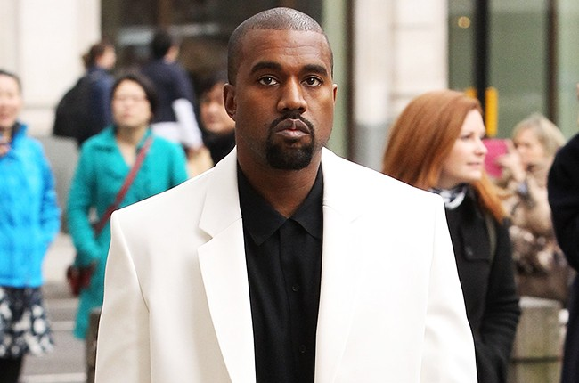 kanye west in london 2015
