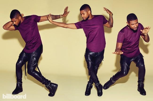 Usher, 2014