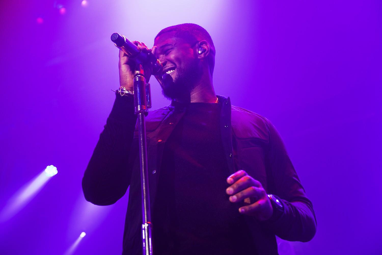 Usher, 2015