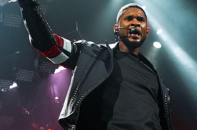 Usher, 2014.
