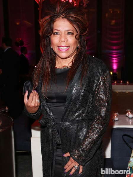 Valerie Simpson attends The 35 Most Powerful People in Media hosted by The Hollywood Reporter