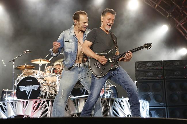 Van Halen on Jimmy Kimmel Live
