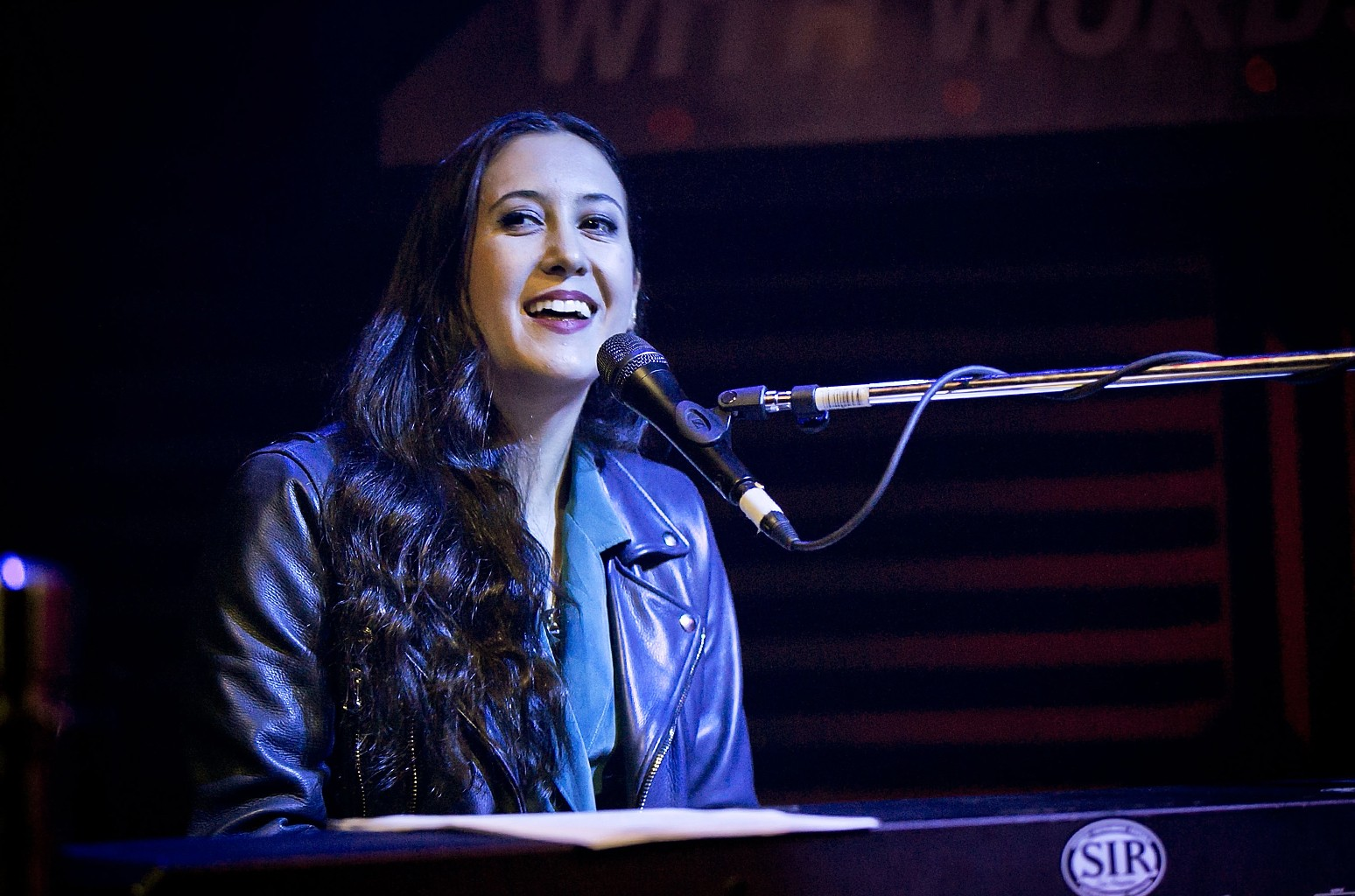 Vanessa Carlton performs at The Sayers Club on Sept. 15, 2015 in Hollywood, Calif.