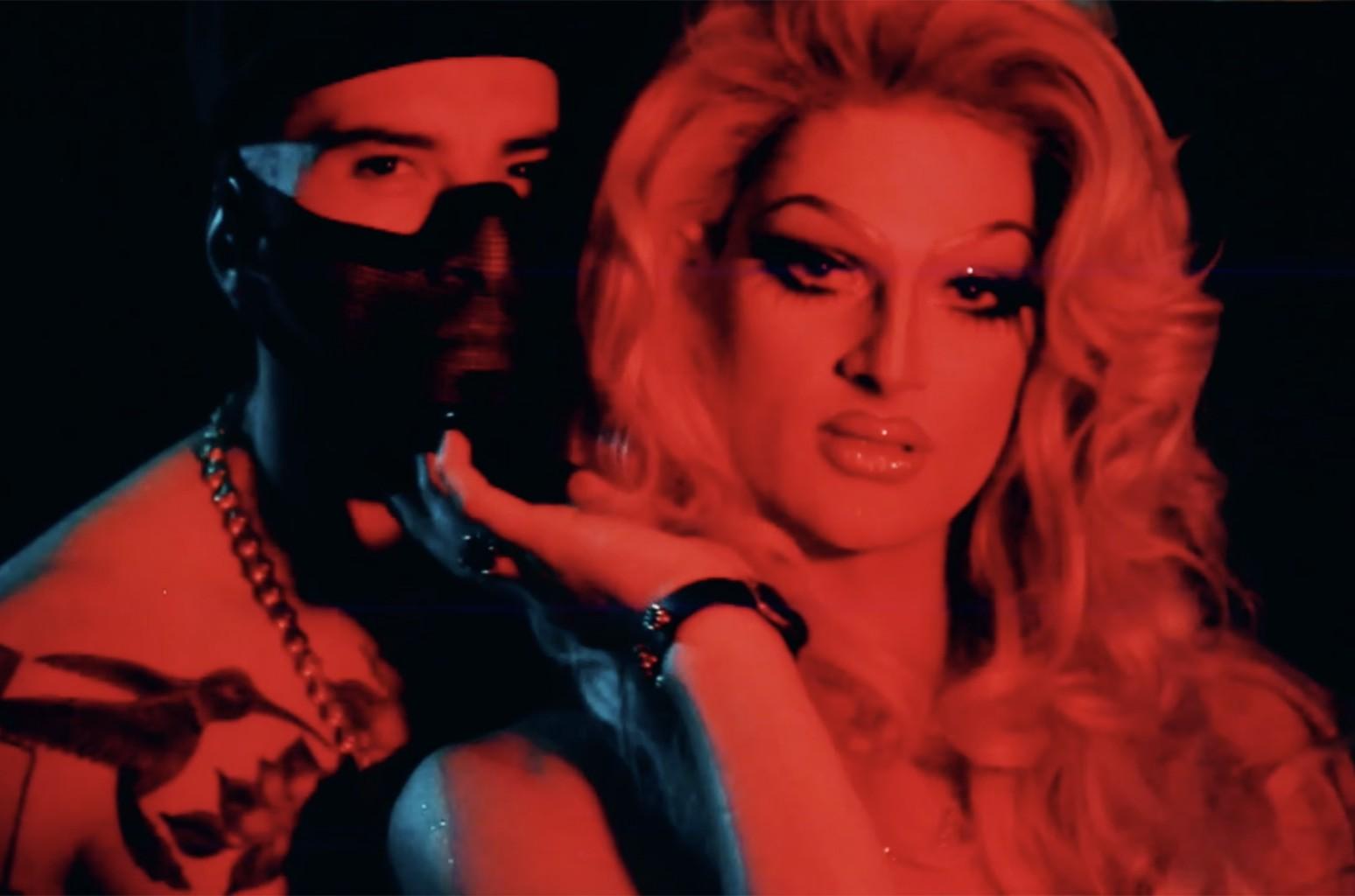 "Velo, ""Cruzin"" featuring Rhea Litre."