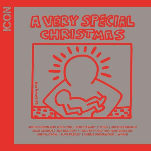 """A Very Special Christmas: Icon"" album cover"
