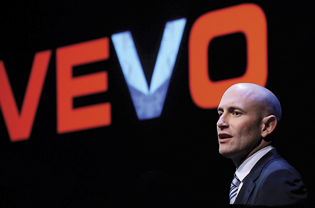 VEVO President and CEO Rio Caraeff