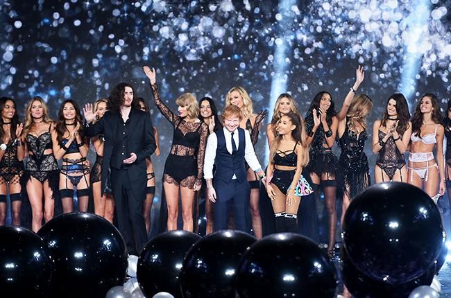 victorias-secret-fashion-show-2014-hozier-taylor-swift-ed-sheeran-ariana-grande-billboard-650