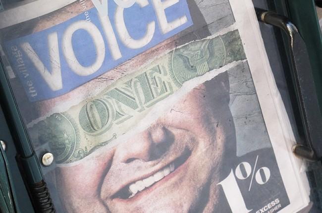 Village Voice Paper