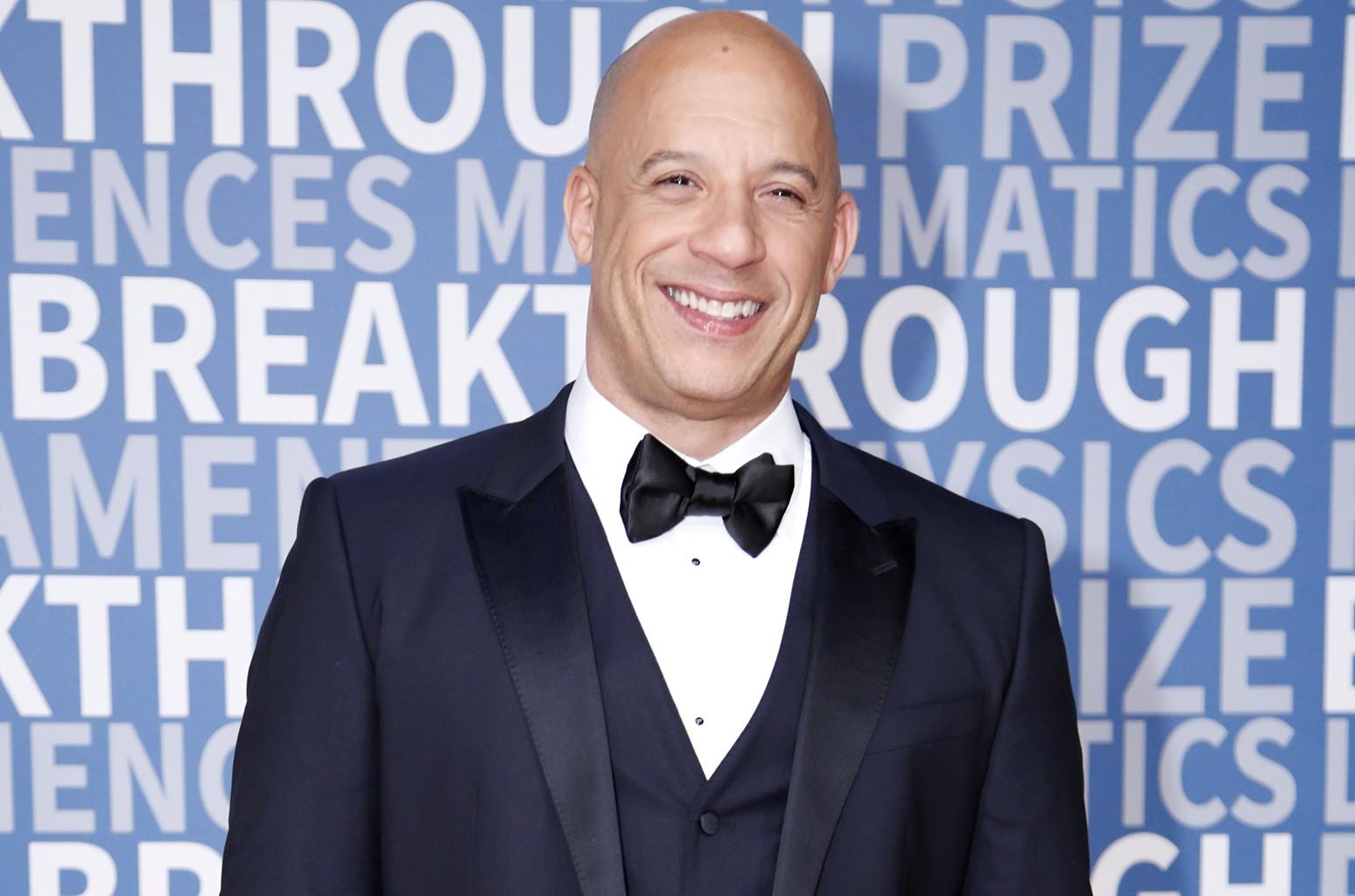 Vin Diesel in 2016