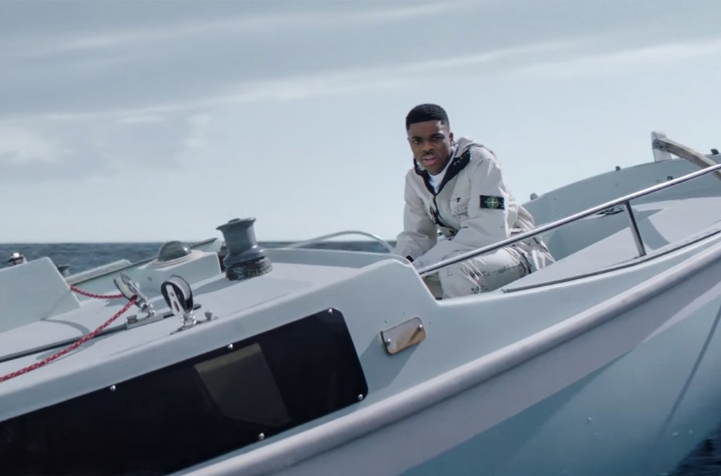 """Vince Staples in the video for """"Big Fish."""""""