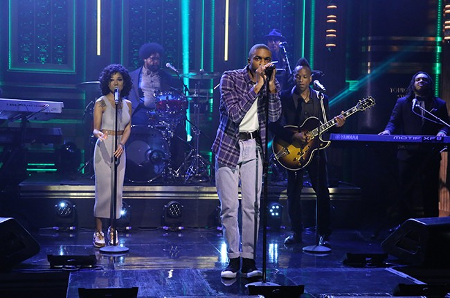 """Vince Staples performs on """"The Tonight Show Starring Jimmy Fallon"""""""